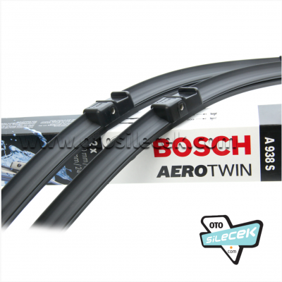Mercedes CLS Coupe Bosch Aerotwin Silecek Takımı