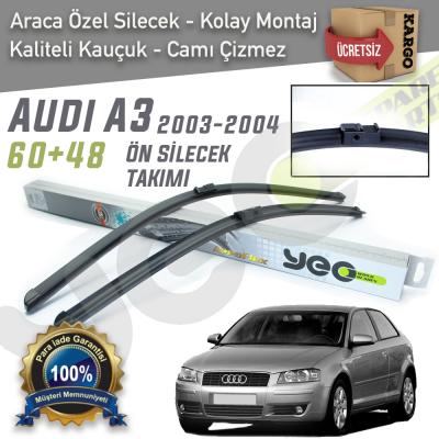 Audi A3 Silecek Takımı YEO Aeroflex 2003-2004