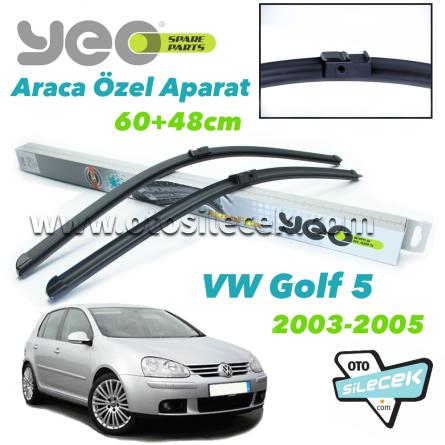 VW Golf 5 Silecek Takımı 2003-2005
