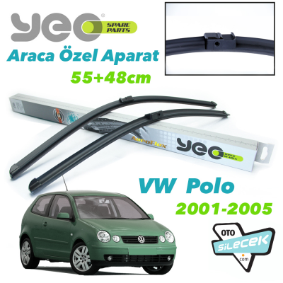 VW Polo 4 Silecek Takımı 2001-2005