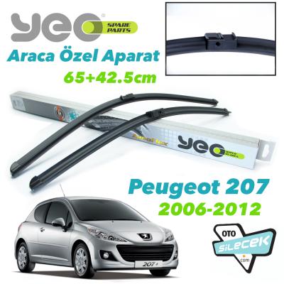 Peugeot 207 Silecek Takımı YEO 2006-2012