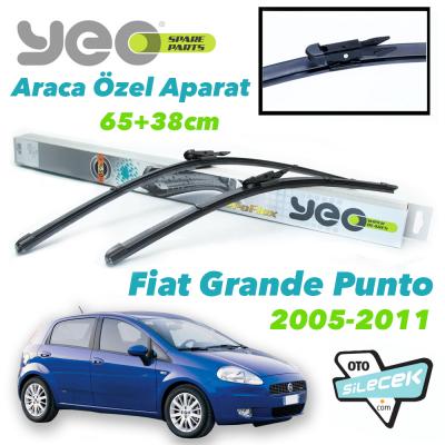 Fiat Grande Punto Silecek Takımı YEO 2005-2011