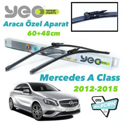 Mercedes A Serisi Silecek Takımı YEO 2012-2015