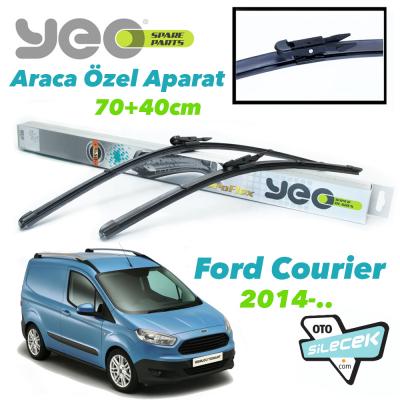 Ford Courier Silecek Takımı YEO 2014->