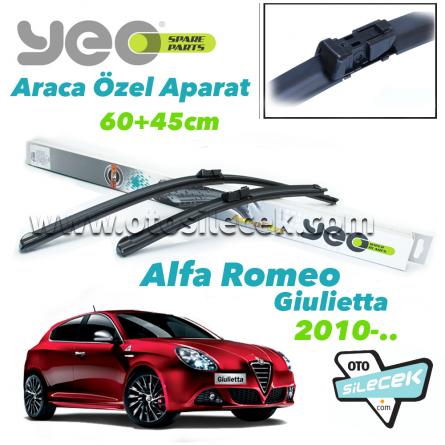 Alfa Romeo Giulietta YEO Ön Silecek Takımı 2010->