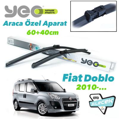 Fiat Doblo Silecek Takımı YEO 2010->
