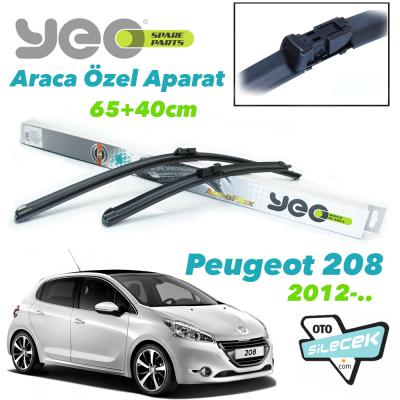 Peugeot 208 Silecek Takımı YEO 2012->