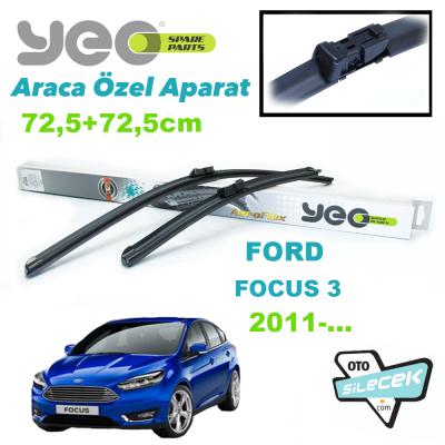 Ford Focus 3 Silecek Takımı YEO 2011->