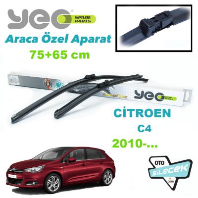 Citroen C4 Silecek Takımı YEO 2010->