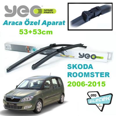 Skoda Roomster Silecek Takımı YEO 2006-2015