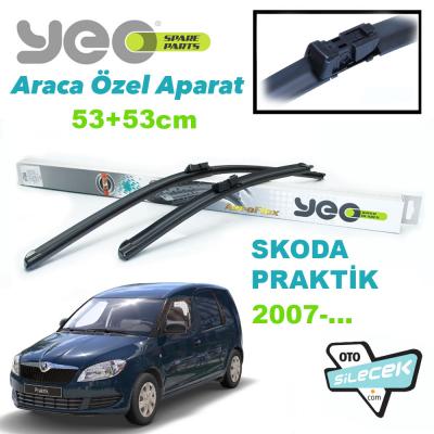 Skoda Praktik Silecek Takımı YEO 2007->