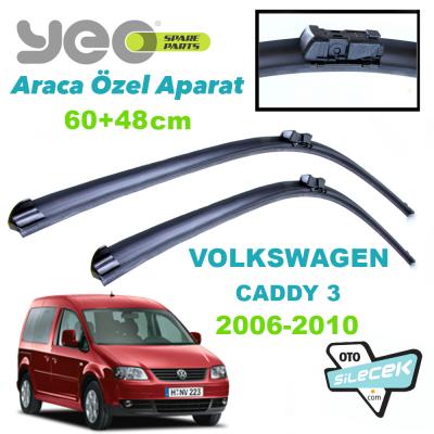 VW Caddy 3 Silecek Takımı 2004 - 2006