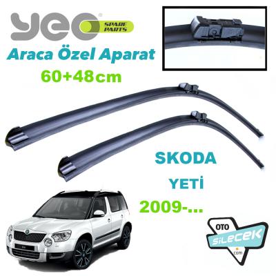 Skoda Yeti Silecek Takımı YEO 2009->