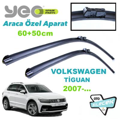 VW Tiguan Silecek Takımı 2007->