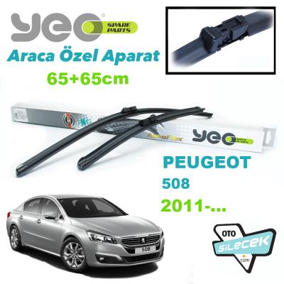 Peugeot 508 Silecek Takımı YEO 2011->