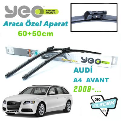 Audi A4 AVANT Silecek Takımı YEO 2008->