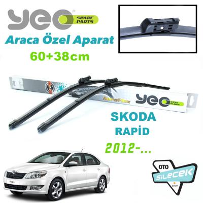 Skoda Rapid Silecek Takımı YEO 2012->