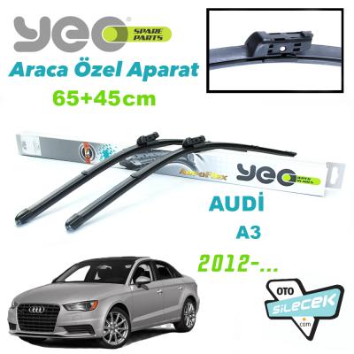 Audi A3 Silecek Takımı YEO 2012->