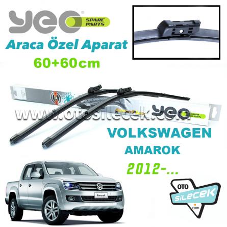 VW Amarok Silecek Takımı 2012->