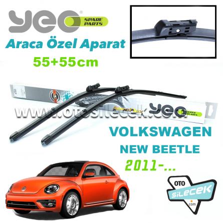 VW New Beetle Silecek Takımı 2011->
