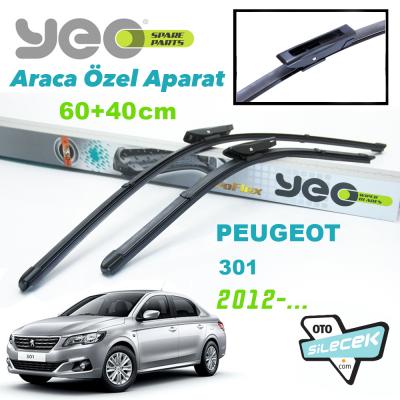 Peugeot 301 Silecek Takımı YEO 2012->