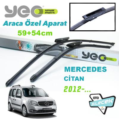 Mercedes Citan Silecek Takımı YEO 2012->