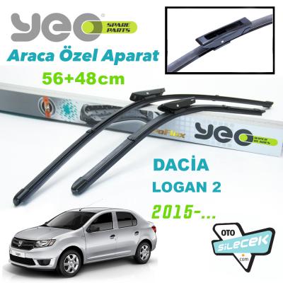 Dacia Logan 2 Silecek Takımı YEO 2015->