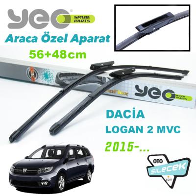 Dacia Logan 2 MCV Silecek Takımı 2015->