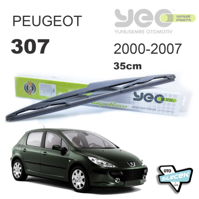 Peugeot 307 Arka Silecek 2000-2007