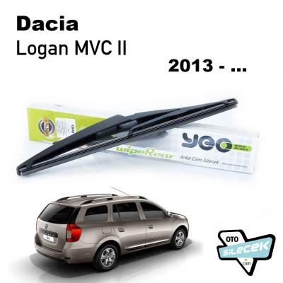 Dacia Logan MCV II Arka Silecek 2013-..