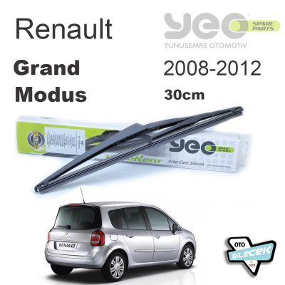 Renault Grand Modus Arka Silecek 2008-2013