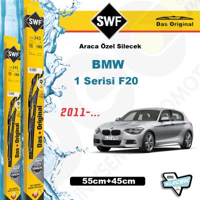 BMW 1 Serisi F20 Silecek Takımı SWF 2011->