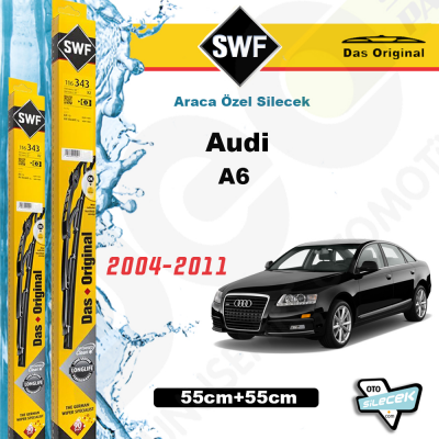 Audi A6 Silecek Takımı SWF 2004-20011