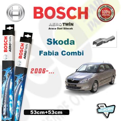 Skoda Fabia 2 Combi Silecek Takımı 2006->