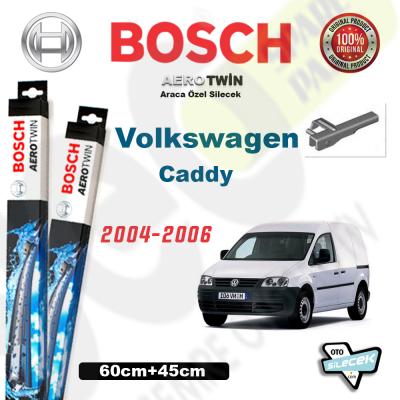 VW Caddy Bosch Silecek Takımı 2004-2006