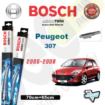 Peugeot 307 Silecek Takımı Bosch Aerotwin 2005-2007