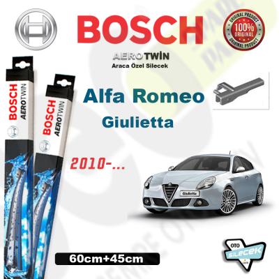 Alfa Romeo Giulietta Bosch Aerotwin Silecek Takımı 2010->