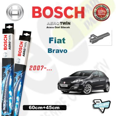 Fiat Bravo Bosch Aerotwin Silecek Takımı 2007->