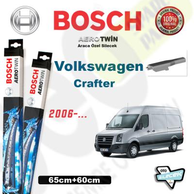 VW Crafter Bosch Aerotwin Silecek Takım 2006->