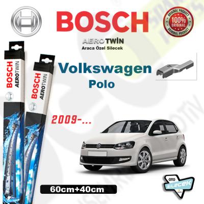 VW Polo Bosch Aerotwin Silecek Takımı (6r)