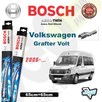 VW Crafter Volt Bosch Aerotwin Silecek Takımı