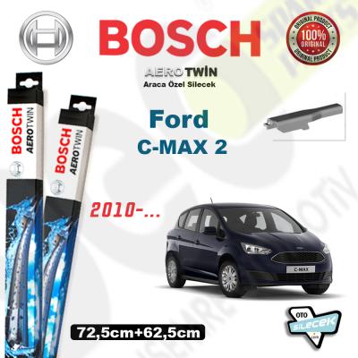 Ford C-Max 2 Bosch Aerotwin Silecek Takımı 2010->