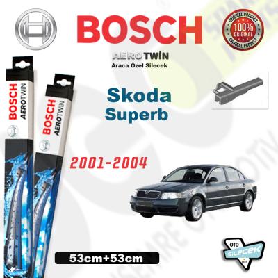 Skoda Superb Bosch Aerotwin Silecek Takımı 2001-2004