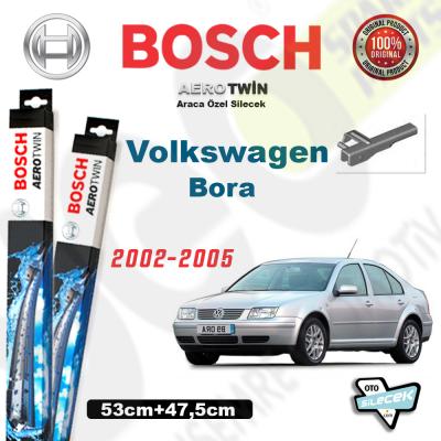 VW Bora Bosch Aerotwin Silecek Takımı 2002-2005