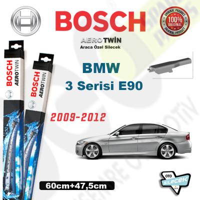 BMW 3 Serisi E90 Bosch Aerotwin Silecek Takımı 2009-2012