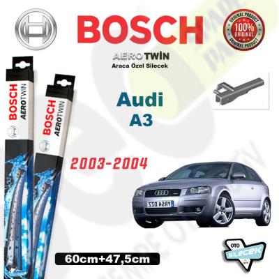 Audi A3 Bosch Aerotwin Silecek Takımı 2003-2004
