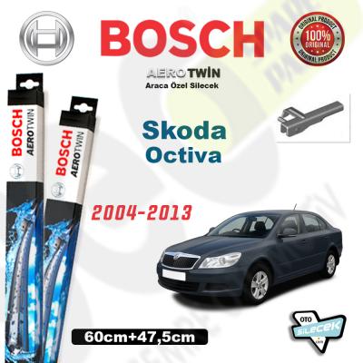 Skoda Octavia Bosch Aerotwin Silecek Takımı 2004-2013