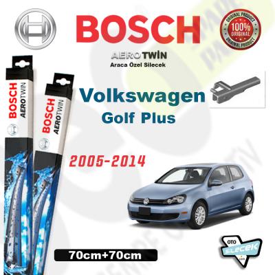 VW Golf Plus Bosch Aerotwin Silecek Takımı 2005-2014