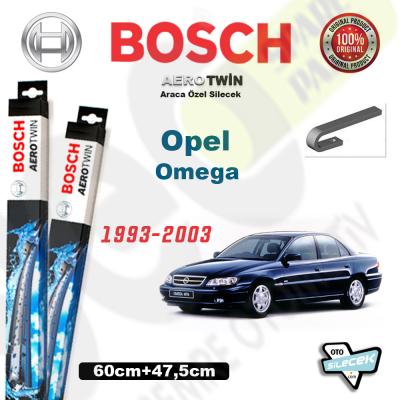 Opel Omega Bosch Aerotwin Silecek Takımı 1993-2003