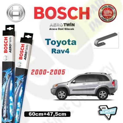 Toyota Rav4 Bosch Aerotwin Silecek Takımı 2000-2005